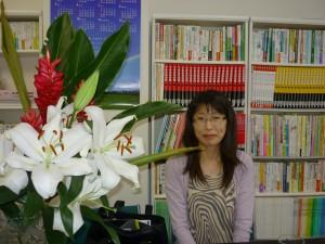 アクラスを訪問してくださった中川先生